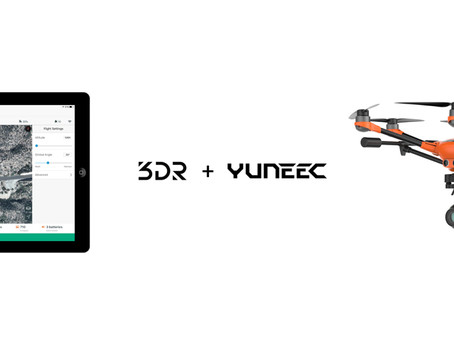 Yuneec and 3DR Join Forces