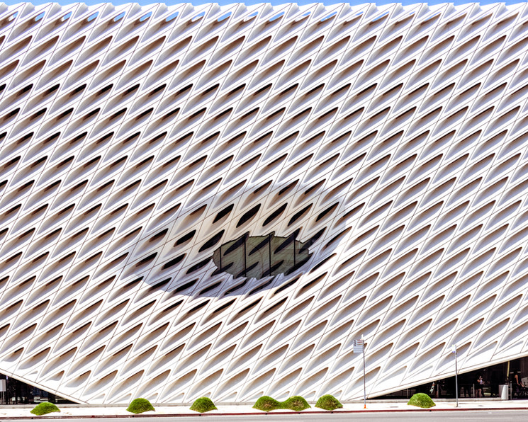 The- Broad, Los Angeles