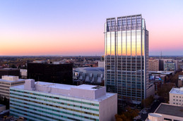 Downtown Sacramento Sunset