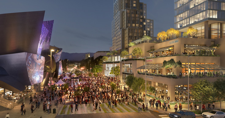 Rendering by: Gehry Partners
