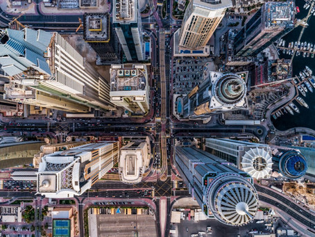 Winners of the 4th Annual Dronestagram & National Geographic's 2017 International Drone Photogra