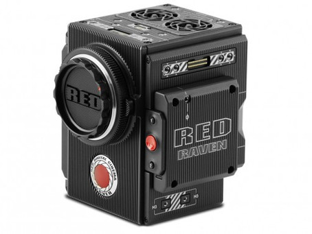 RED Anounces the Lightweight RED Raven 4K Camera Designed for Drones