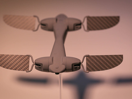 Revolutionary Drones Take Inspiration From Nature
