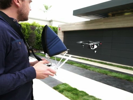 Drone Piloting and Applying Drone Technology to the Oil Patch