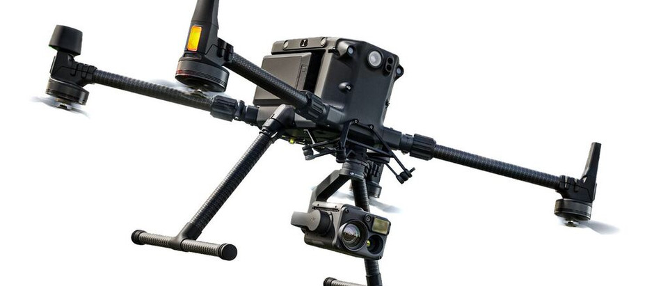 DJI unleashes the powerful and impressive Matrice 300 RTK and Zenmuse-H20 System