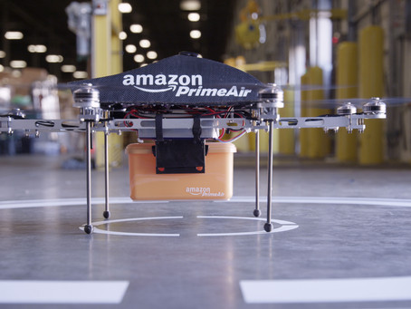 FAA allows Amazon to use drones for PrimeAir deliveries...kinda.