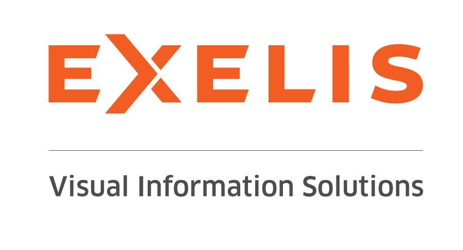 EXELIS aerospace company logo