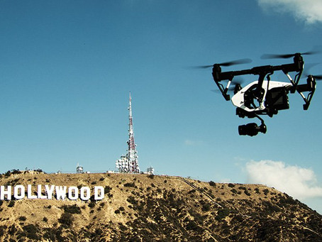 Drone 55 Featured in Los Angeles Magazine