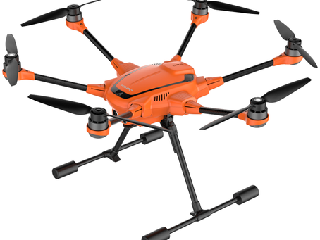 Real-Time Kinematic Satellite Navigation now available on the Yuneec H520 Drones