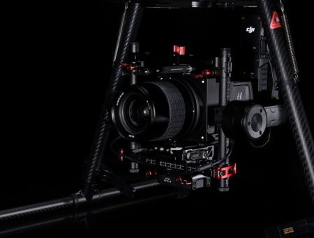 Hasselblad & DJI's First Collaboration is a High Flying Medium Format Camera