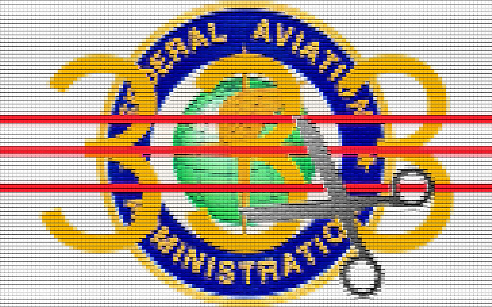 FAA 333 exemption red tape stitching logo