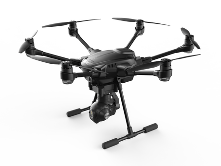The Typhoon H by Yuneec Ushers in a New Wave of Drone Technology