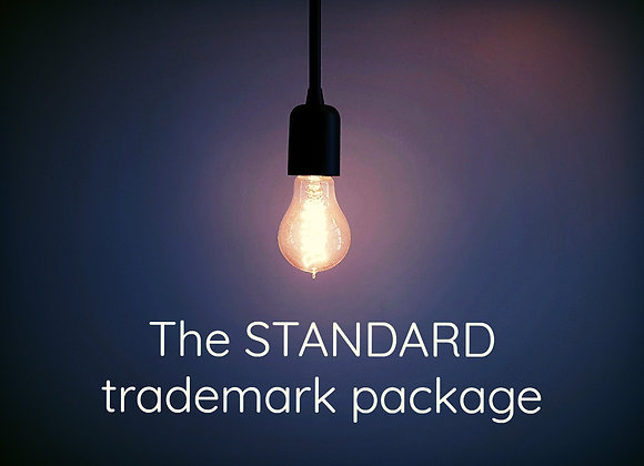 The STANDARD Trademark Package