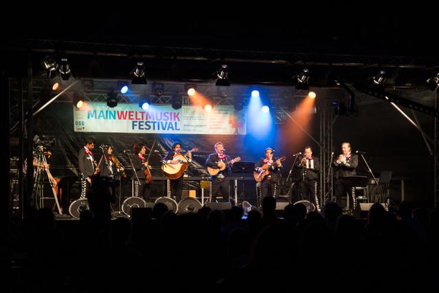 MainweltMusikfestival Mariachi Dos Aguilas