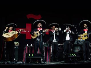 """Unsere Mariachi Band """"Dos Aguilas"""" bei der Latainamerikanischen Woche in Frankfurt"""