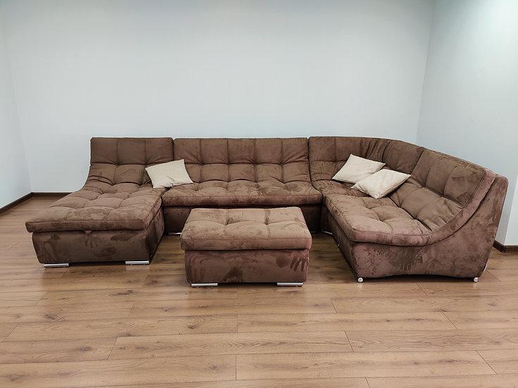 """П-образный раскладной диван """"Йорк"""""""