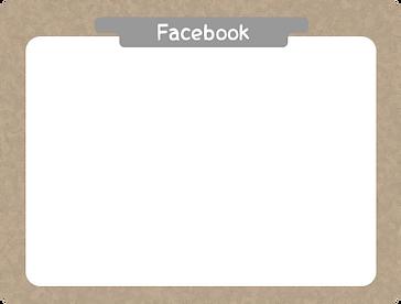 フェイスブックボード