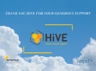 Thanks to The HiVE