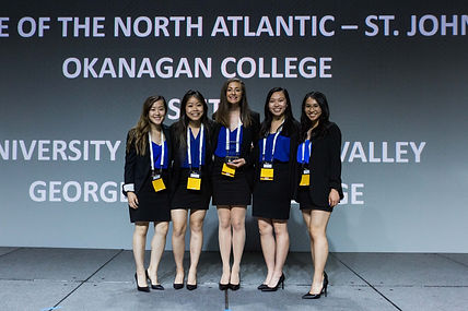 Enactus UBC at Nationals 2018