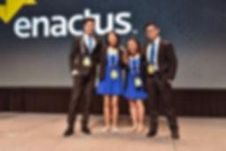 Enactus UBC at Nationals 2017