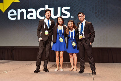Enactus UBC at Nationals 2017