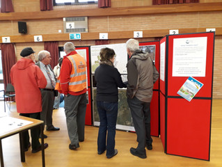 Press Release - Residents views help shape Wareham's future.