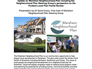 Shaping Wareham's Future.
