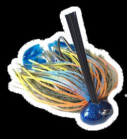 Bass fishing football Jigs
