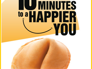 10 Minutes to a Happier You!