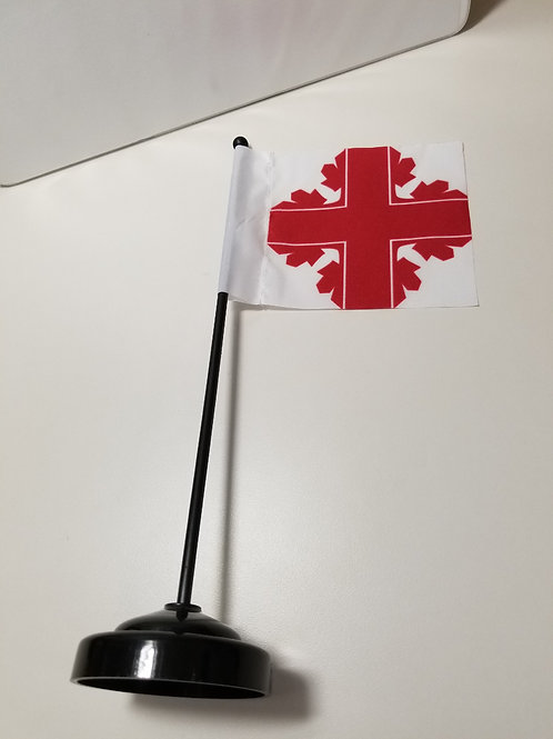 Society Desk Flag