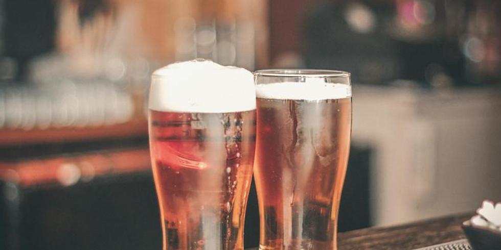 Virtual International Beer Tasting Event