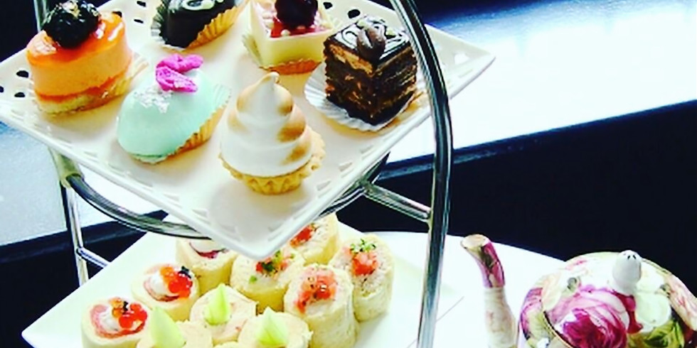 Afternoon Tea at the Windsor Arms