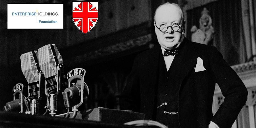 """1939: The World Changes"" - Speaker Evening"