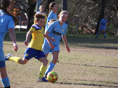 Sapphires Match Report