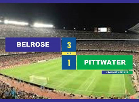 POST MATCH REPORT | AL2s - R7 vs PITTWATER at WYATT AVE AT 3PM (HOME GAME)