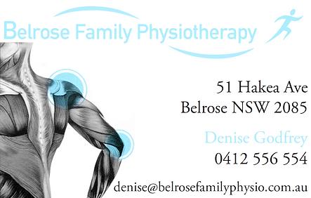 Denise Godfrey contact details