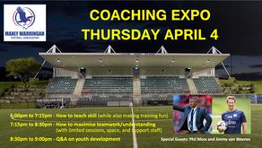 MWFA Coaching Expo