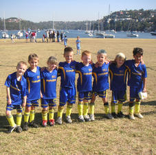 U7 Kookaburras from 2006 feat Sydney FC's Remy Siemsen