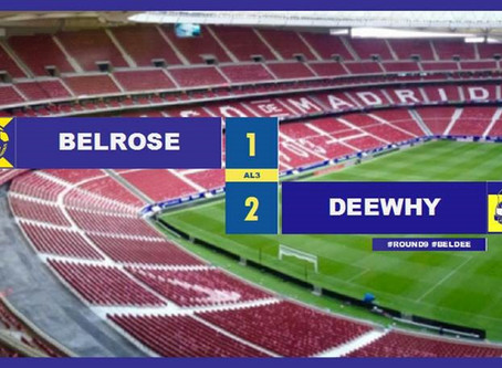POST MATCH REPORT | AL3s - R9 vs DEE WHY at TERREY HILLS 2 at 3PM (HOME GAME)