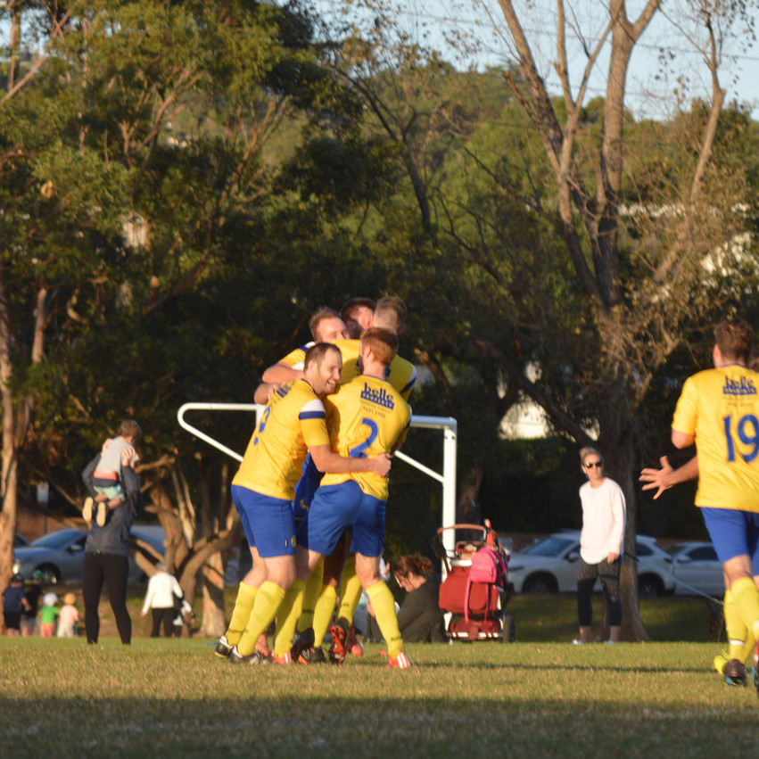 Celebration Goal2