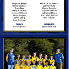 The BTH U10s from 2004