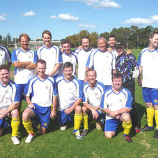 The Crusties from 2009. Including Club Legend Paul Jackson, long time Club Coach and Player Peter Mclafferty. Amazingly two of these supreme athletes are still running around in the Over 45/3's