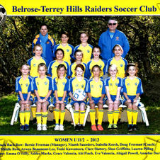 BTH W11 2013, some are now playing WPL in 2021