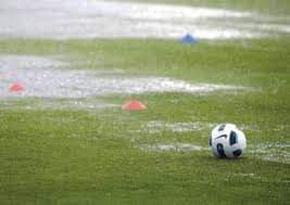 All fields are closed for training again due to the recent wet weather -  Tuesday 11 August