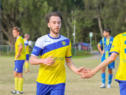 BTH AL1 Round 4 V Dee Why FC report