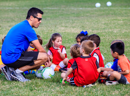Coaches & Managers info session