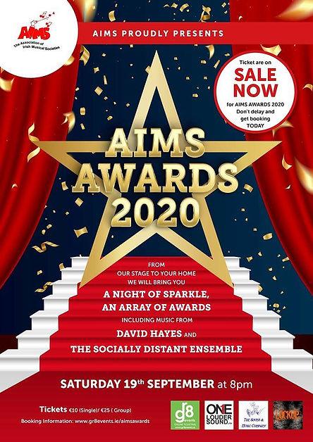 AIMS Awards 2020
