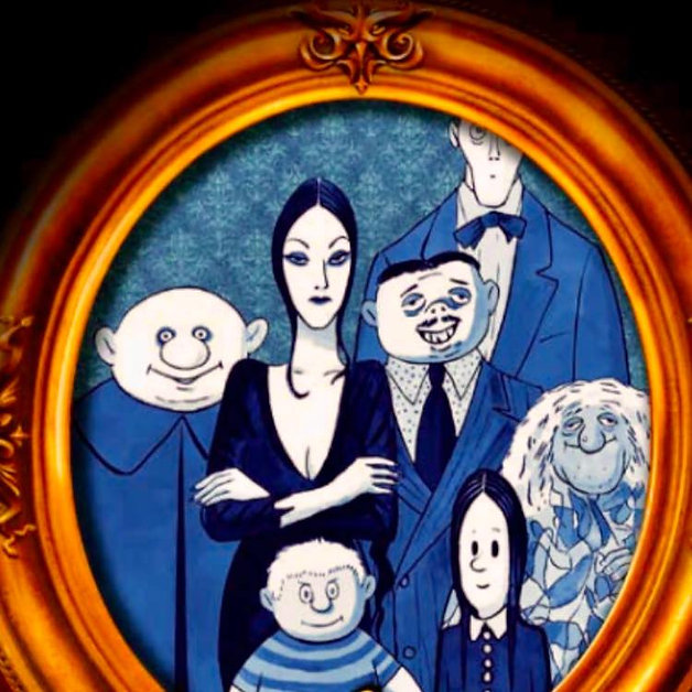Castlerea Musical Society presents The Addams Family
