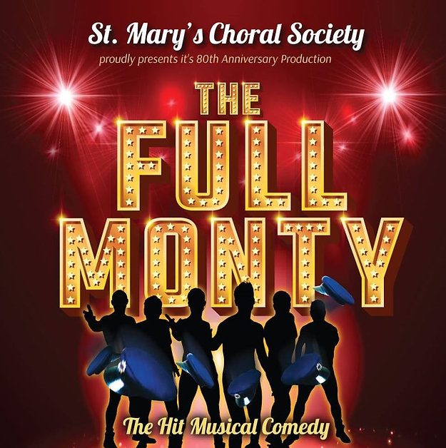 St. Mary's Choral Society, Clonmel presents The Full Monty