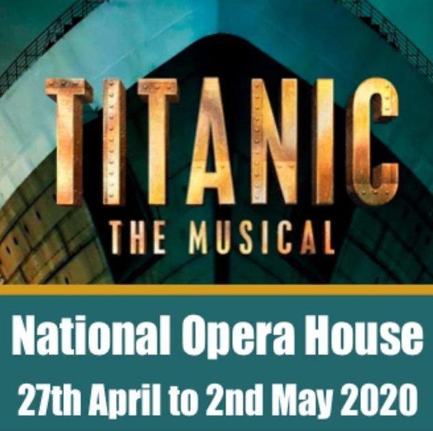 Wexford Light Opera Society presents Titanic